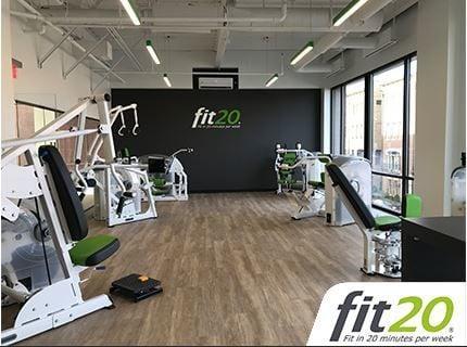 fit20 studio
