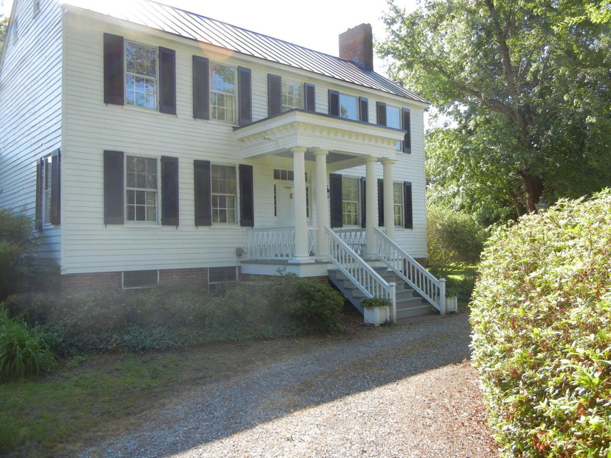 Historic Heathsville house