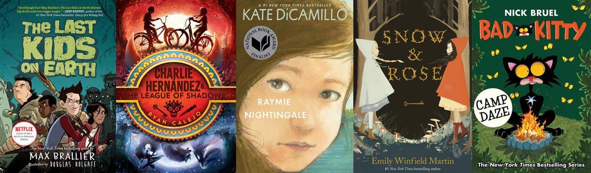 Summer Reading: Kids Books