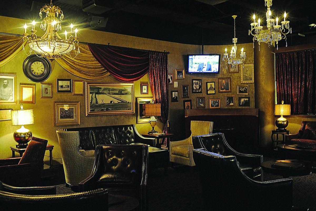 The Chatterbox is a fun dining place for grownups
