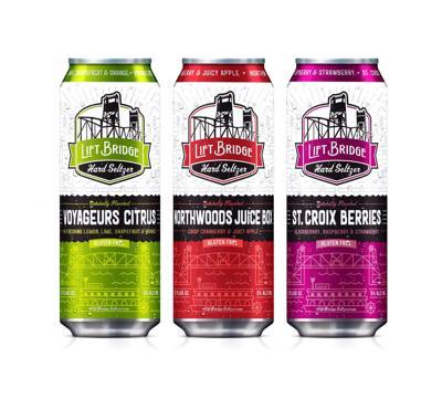 Minnesota craft breweries make a splash with hard seltzer