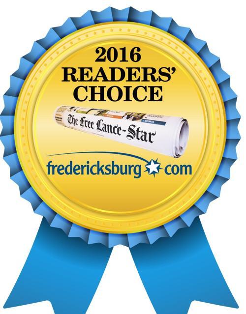 2016 Readers' Choice logo