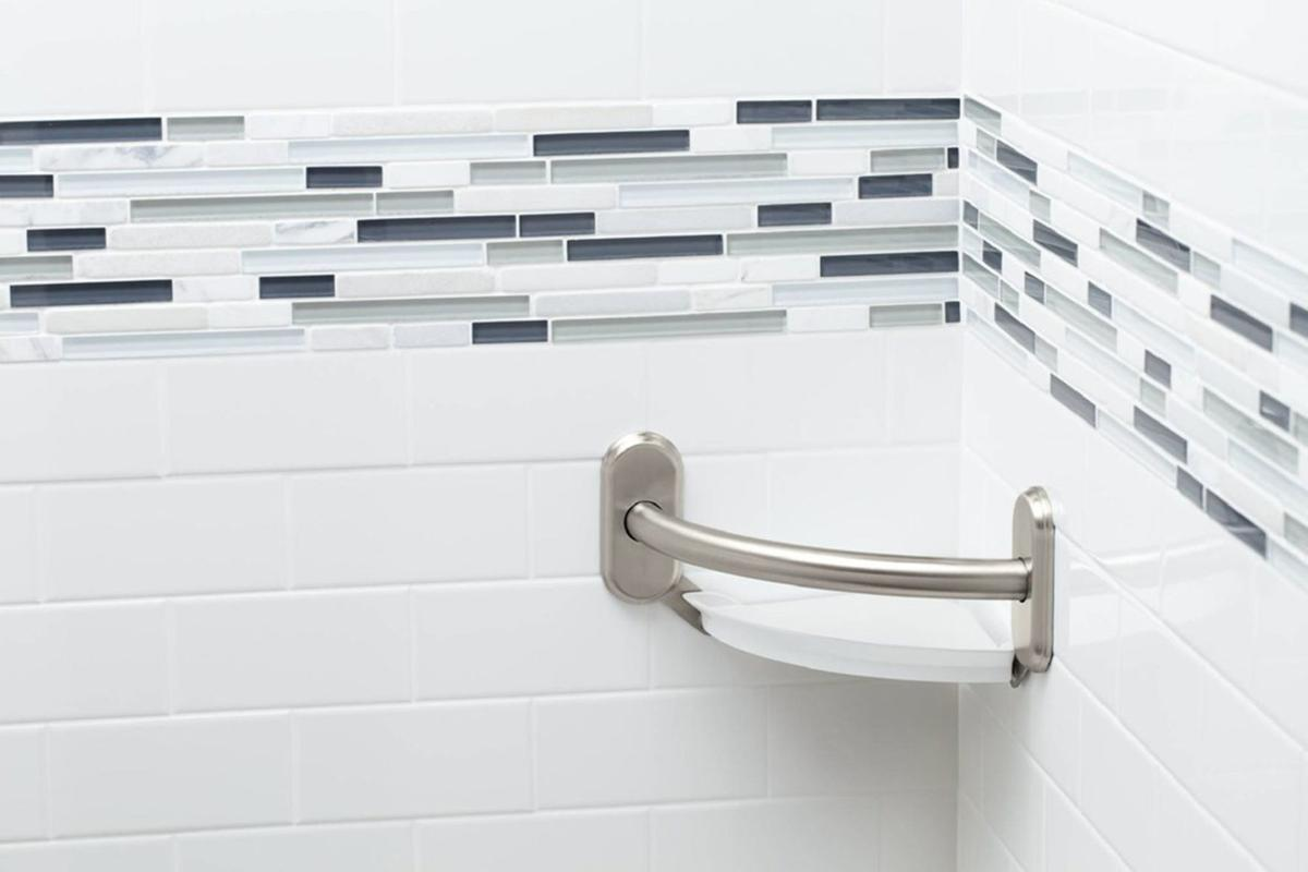 How difficult and expensive is it to repair broken bathroom tile ...