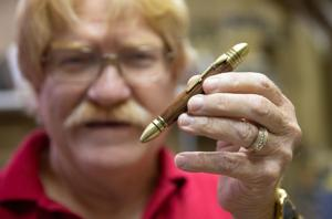 K.G. artisan writes tale of success with handmade pen business