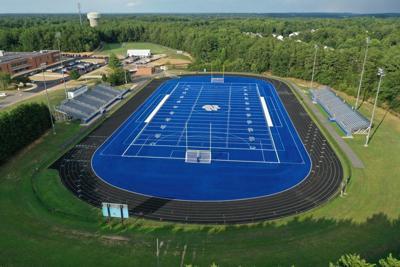 PHOTO: Courtland HS football field