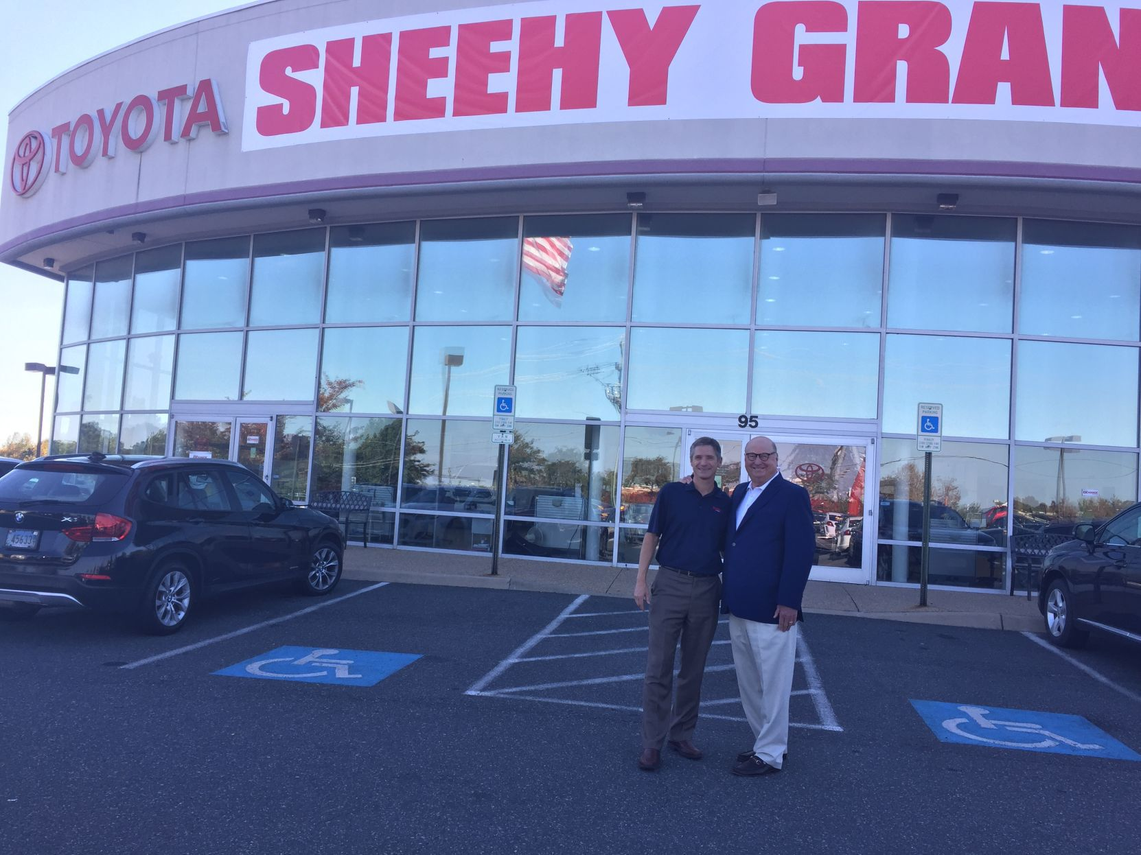 Sheehy Completes Rosner Auto Group Acquisition