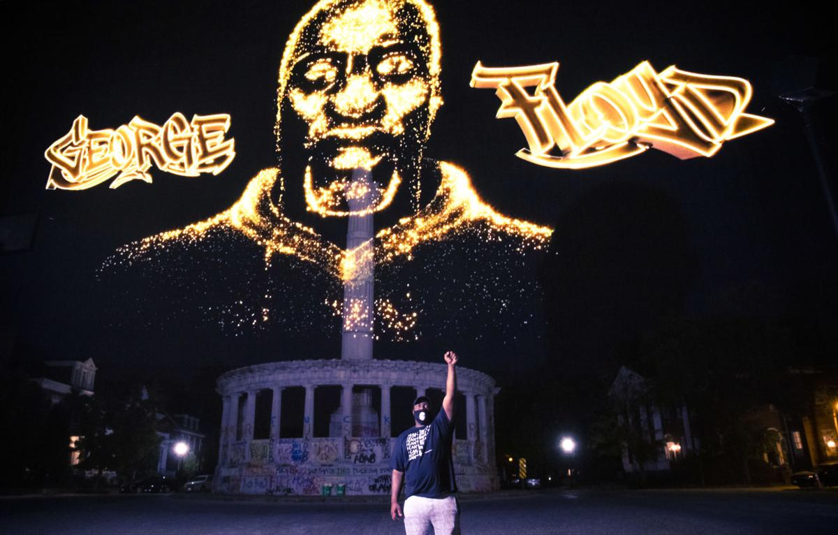 Brother Rodney Floyd Stands in Solidarity, 7.27.20 - BEAM Imagination.jpg