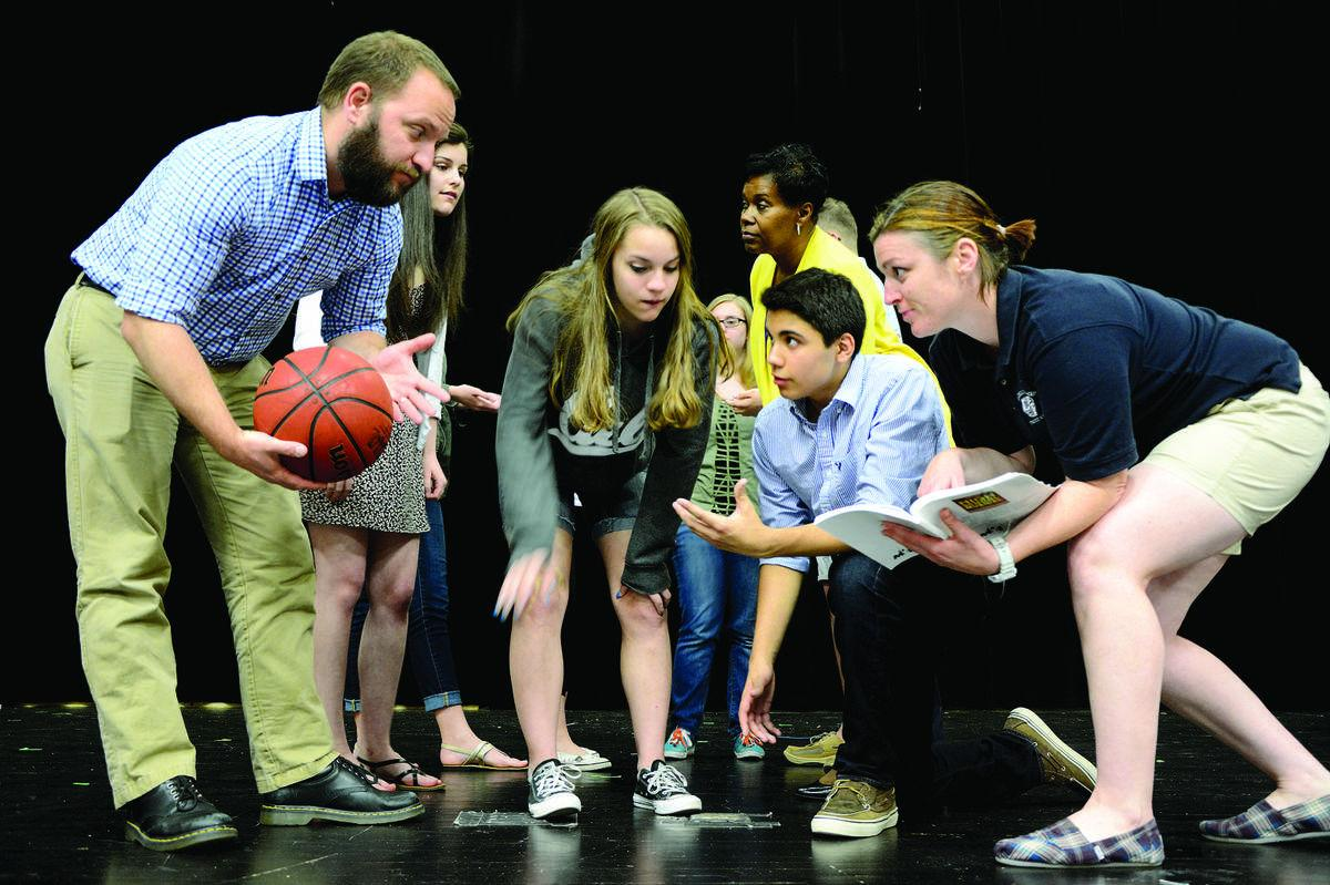 Colonial Forge students and teachers team up for 'High School Musical'