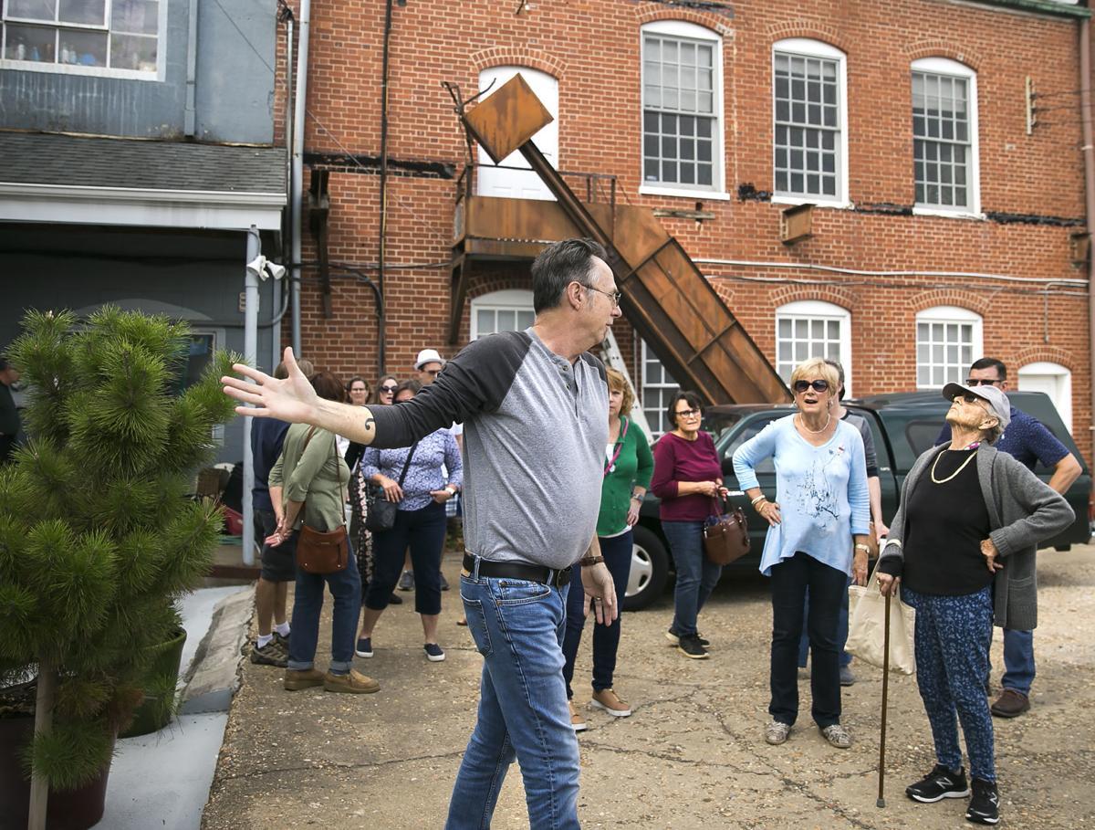 Historic Warehouse District walk