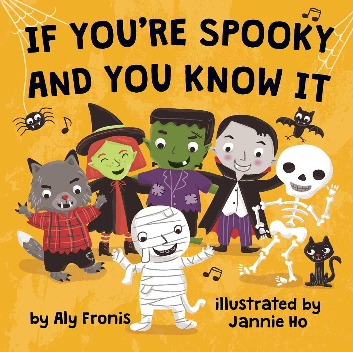 book corner seven spooky reads and more halloween fun at the library - Halloween Fun Images