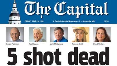 PHOTO: Capital Gazette