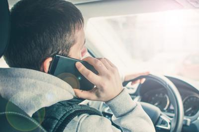 Cellphones while driving (copy)
