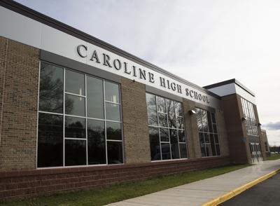 Caroline County High School renovations