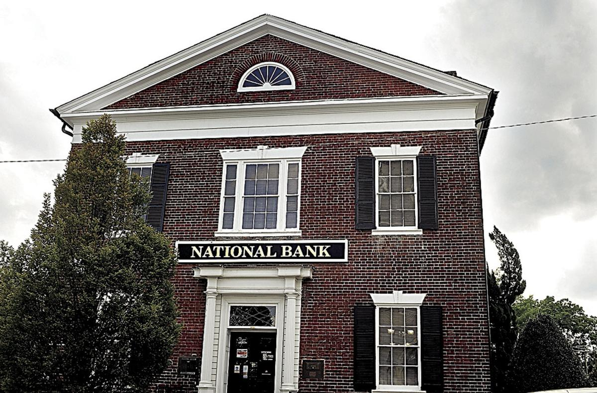 Bank building is vault of history | House And Home