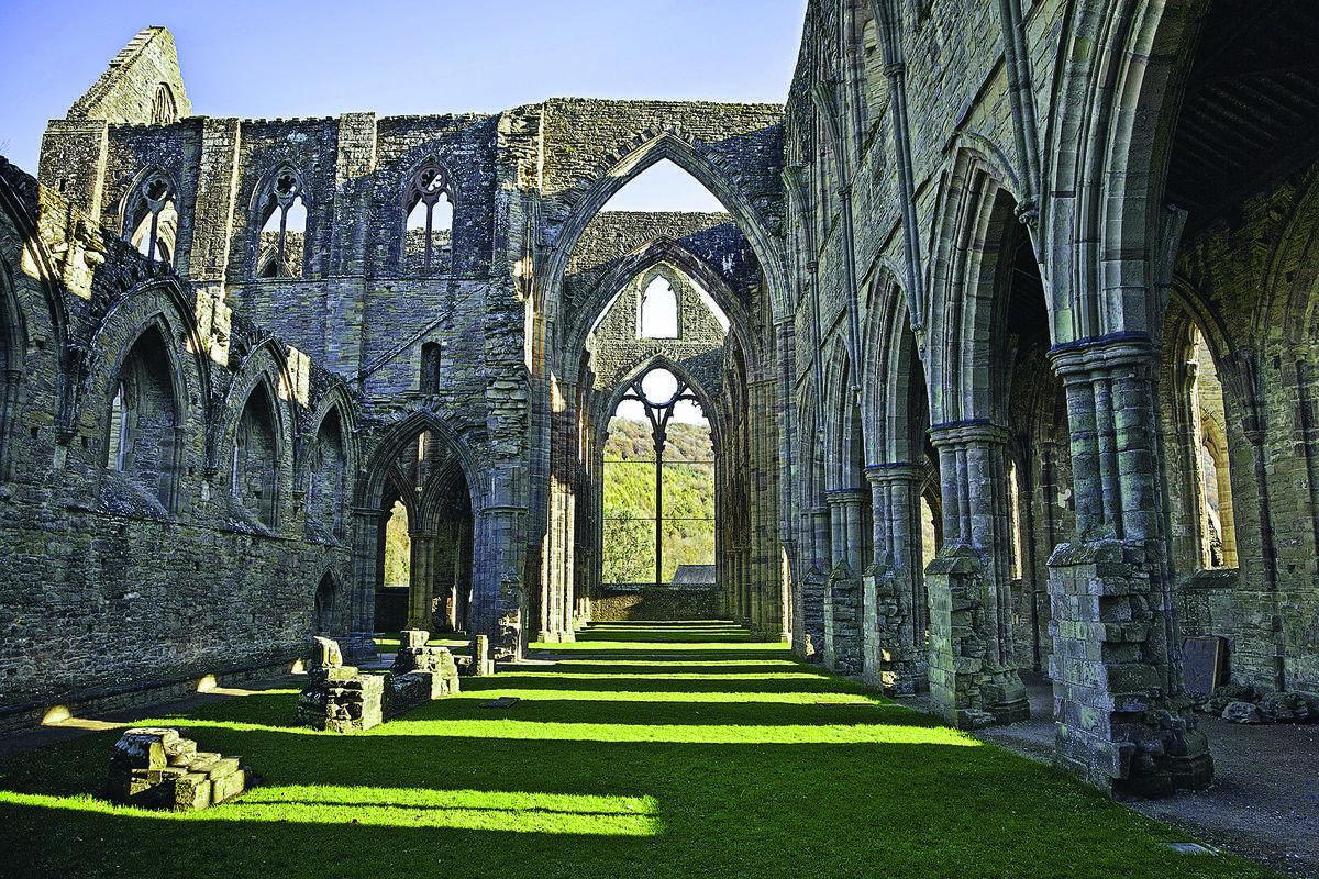 Small country of Wales boasts a big list of attractions ...