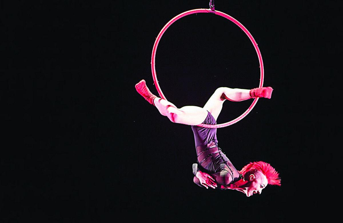 Fredericksburg woman takes her classical ballet training to the air and earns title in U.S. Aerial Championship