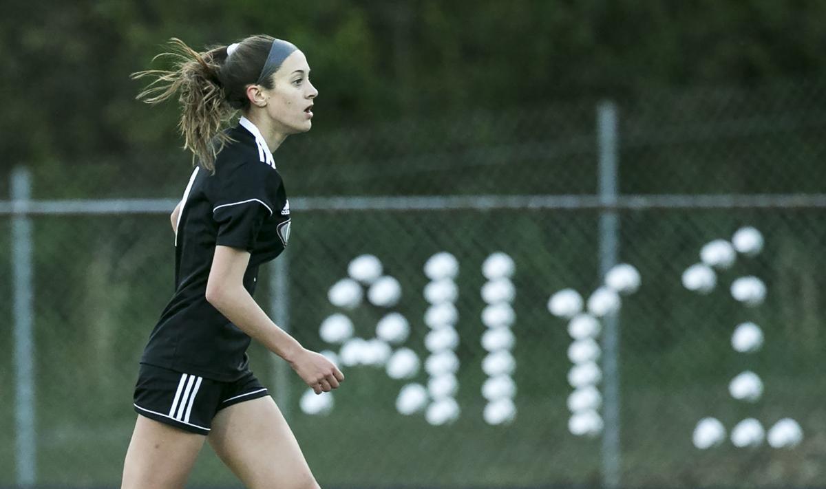 Courtland at Chancellor girls soccer