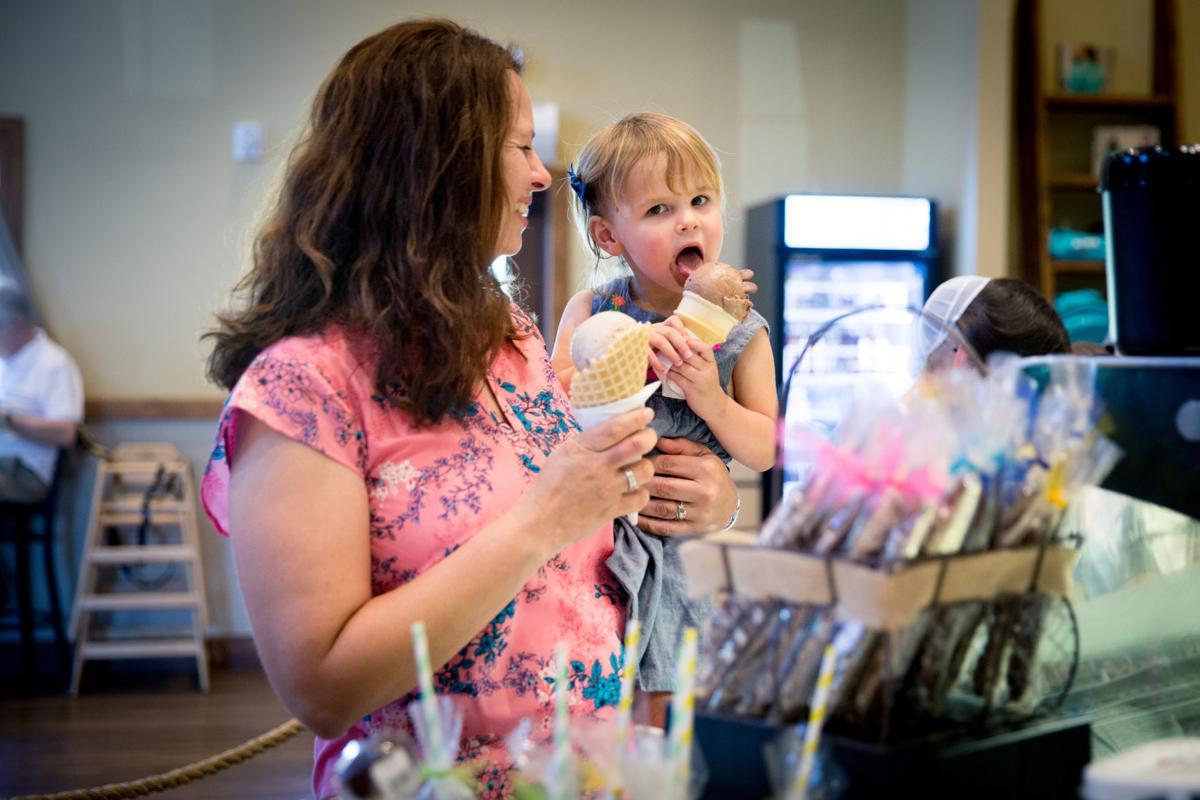 Pursue Your Scoops Ice Cream Trail