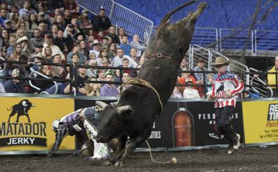 Cornwell Bucking Bulls