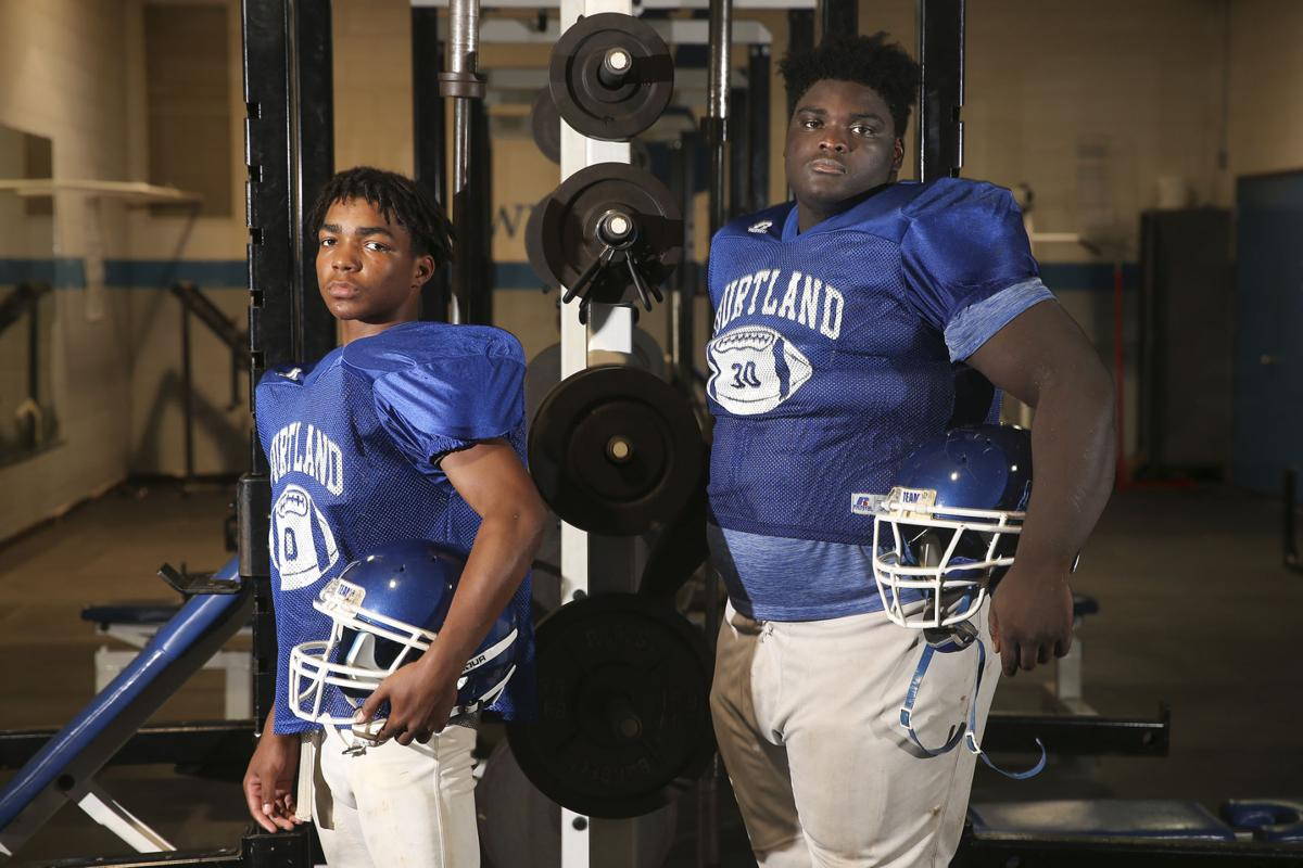 Courtland football preview
