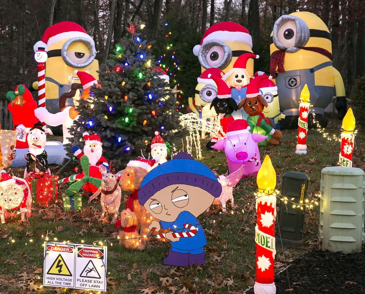 2018 Christmas displays