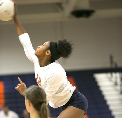 Briarwoods at North Stafford volleyball