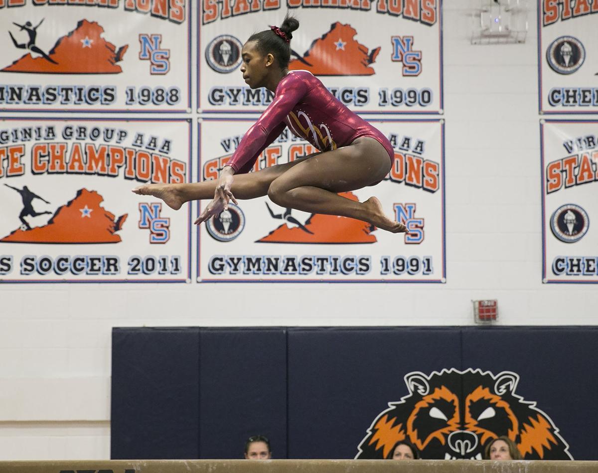 Region 5D gymnastics