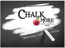 Chalk N More logo