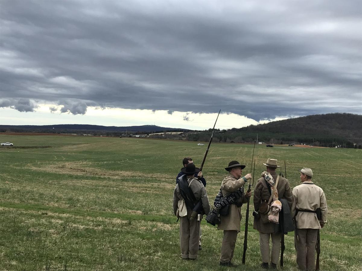 Cedar Mountain Battlefield