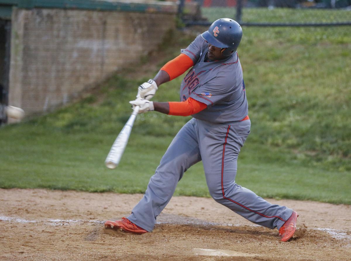 Orange Louisa baseball