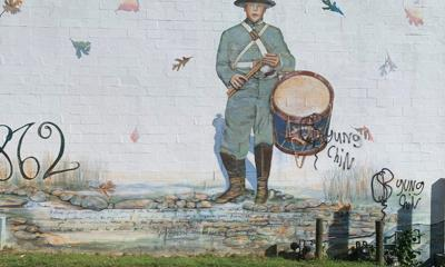 PHOTO: Graffiti