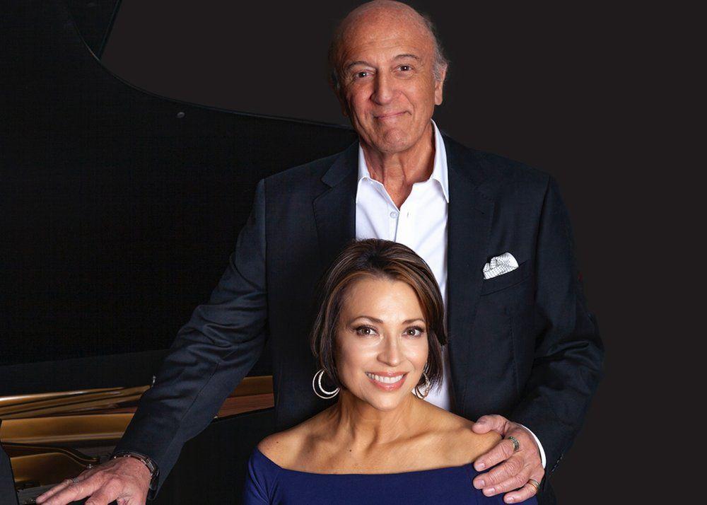 Emile Pandolfi and Dana Russell