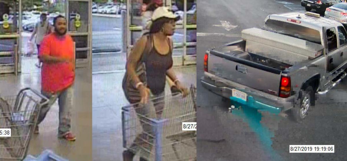 Walmart fraud suspects