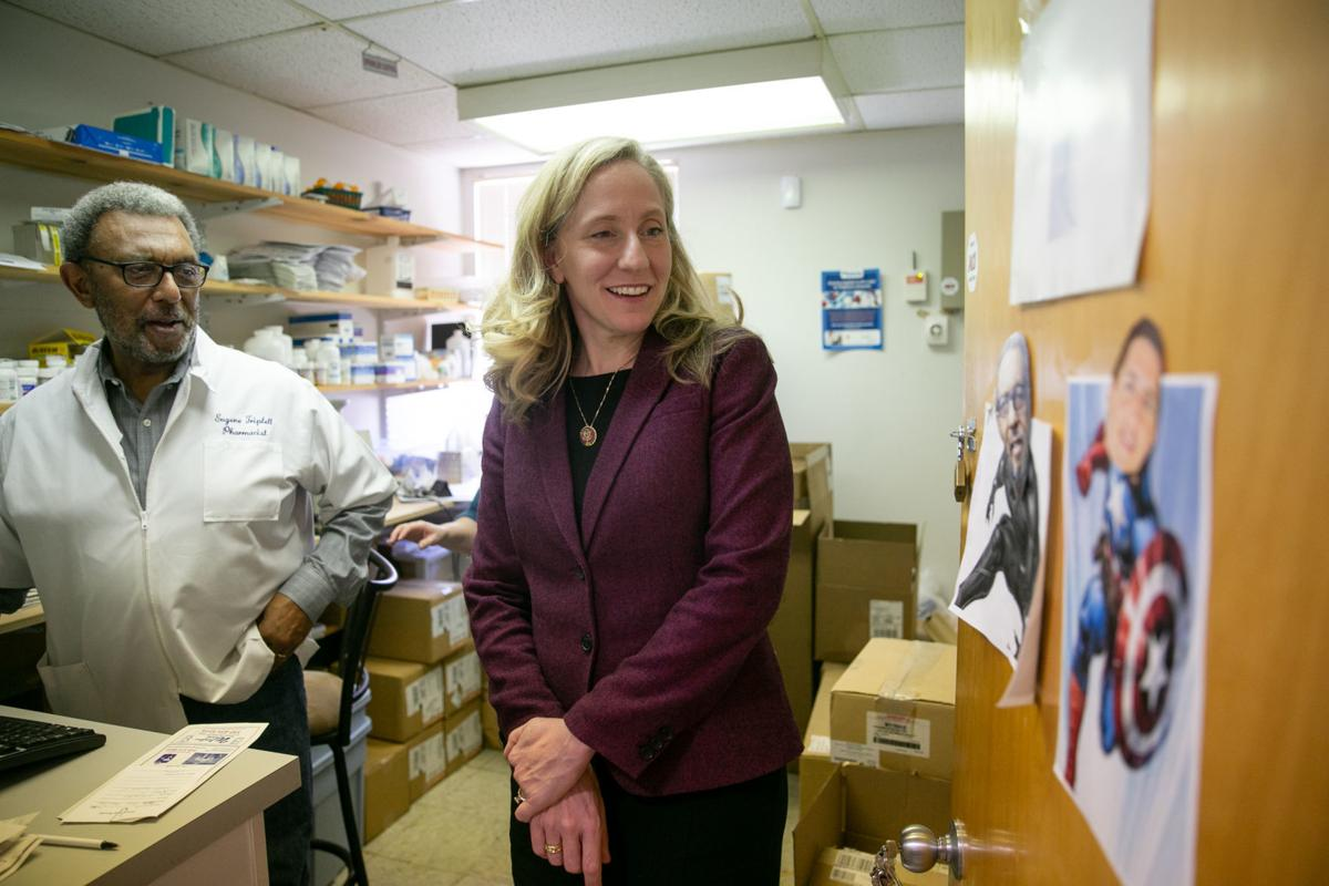 Spanberger in Culpeper