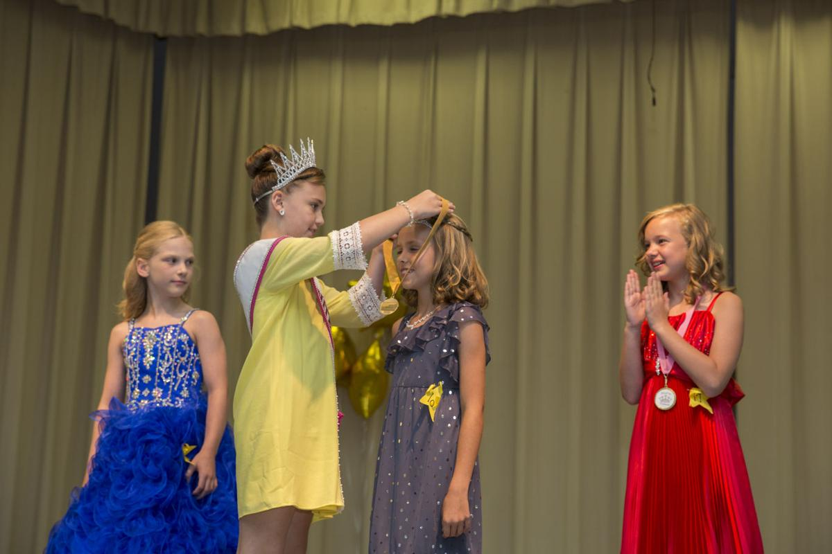 Photo Gallery Little Miss Gold Princess Pageant News