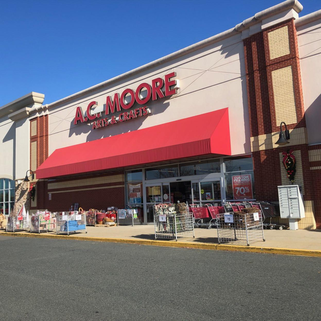 A C Moore Chain Closing All Of Its Stores Including