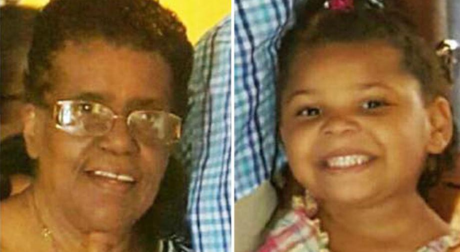 Missing N J  woman and great-granddaughter found alive in Dinwiddie