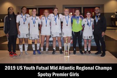 SOCCER: Area club wins U.S. Youth Futsal regional tournament