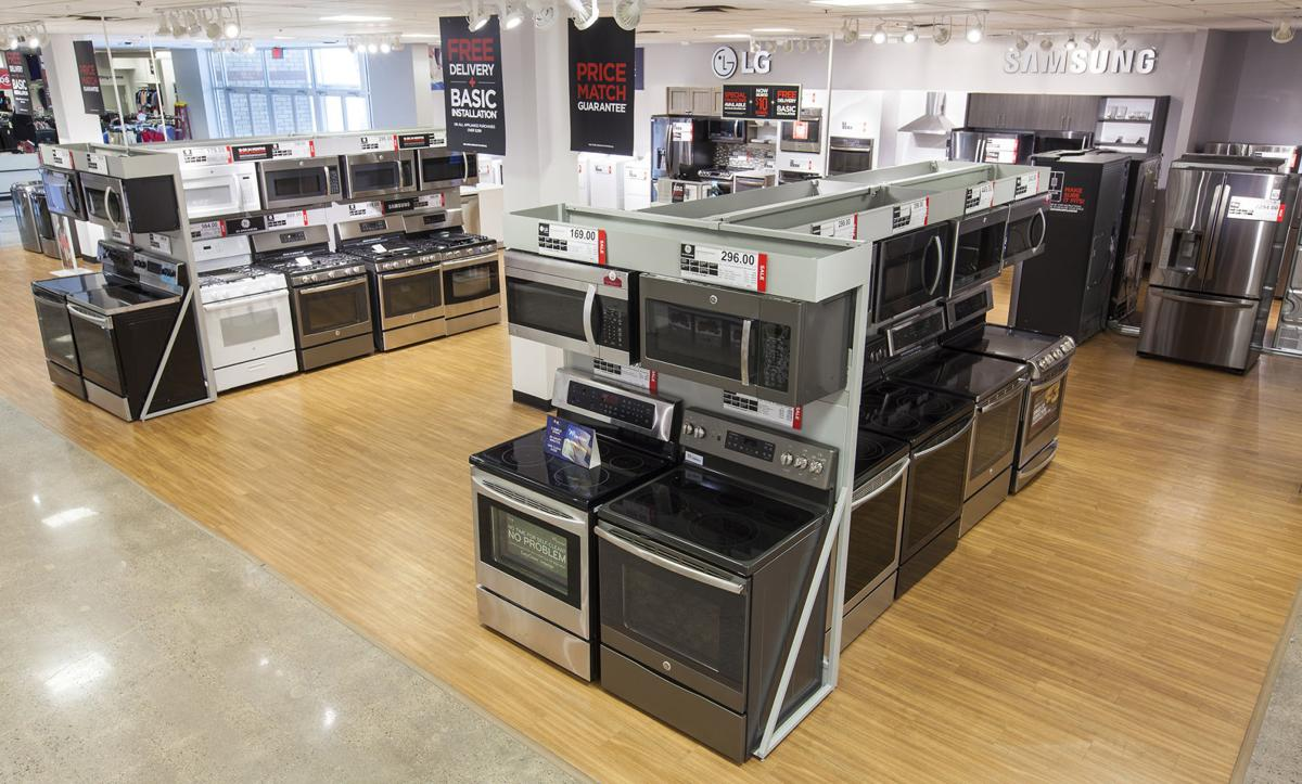 Spotsylvania Towne Centre s JCPenney s major appliance