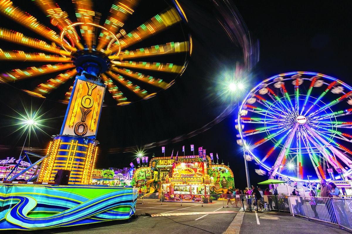 Fried butter and horse history on tap for fair
