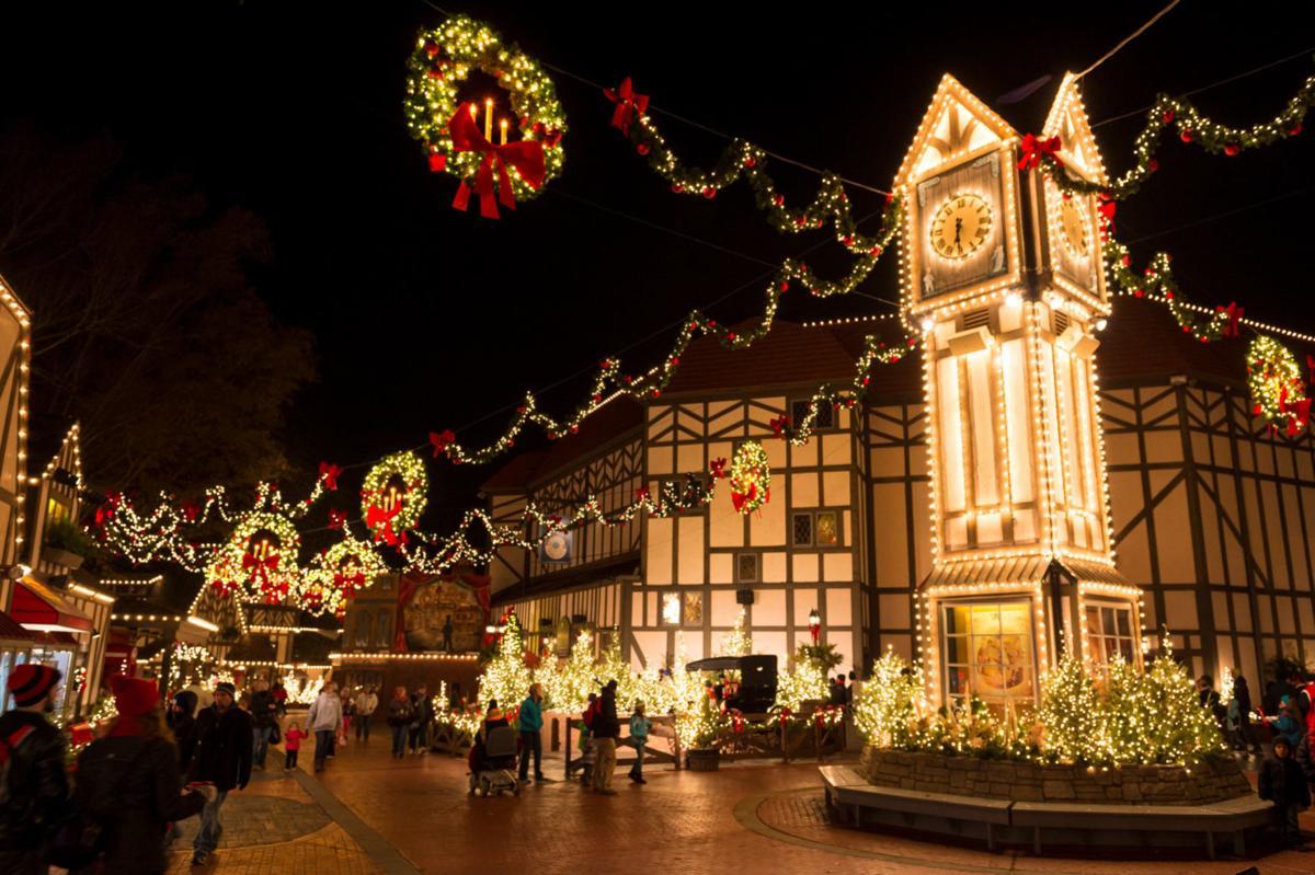 Kings Dominion Winterfest Vs Busch Gardens Christmas Town