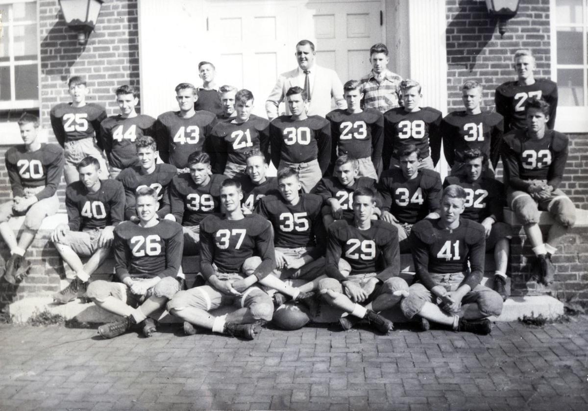 Football team 1948