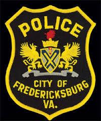 Fredericksburg Police badge