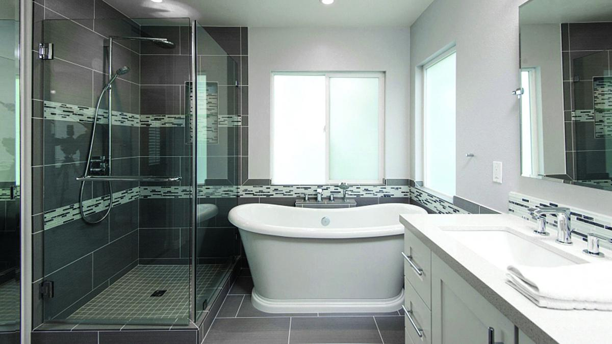How Much Does Bathroom Tile Installation Cost Features - Cost of having tile installed