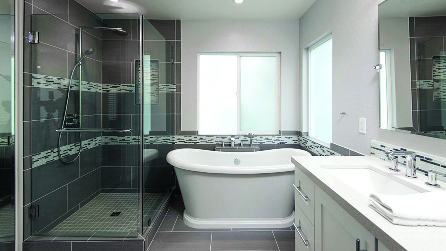 Charmant How Much Does Bathroom Tile Installation Cost?