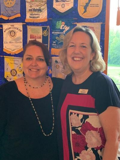 ROTARY CLUB: North Stafford group hosts Smart Beginnings
