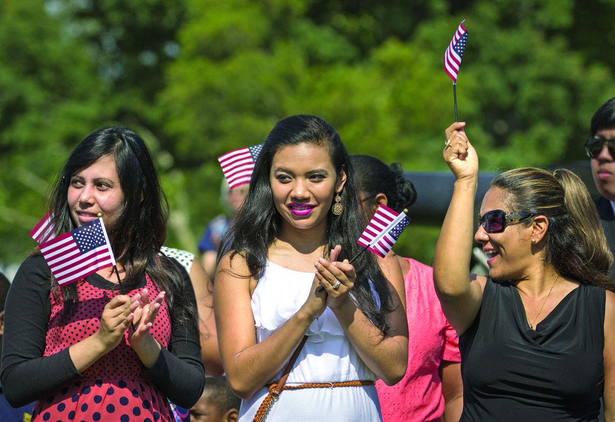 Chatham plays host to citizenship ceremony   Local