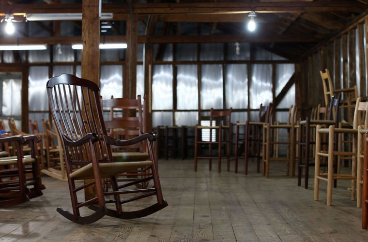 E.A. Clore Sons In Madison County Will Keep Making Furniture For The Time  Being.