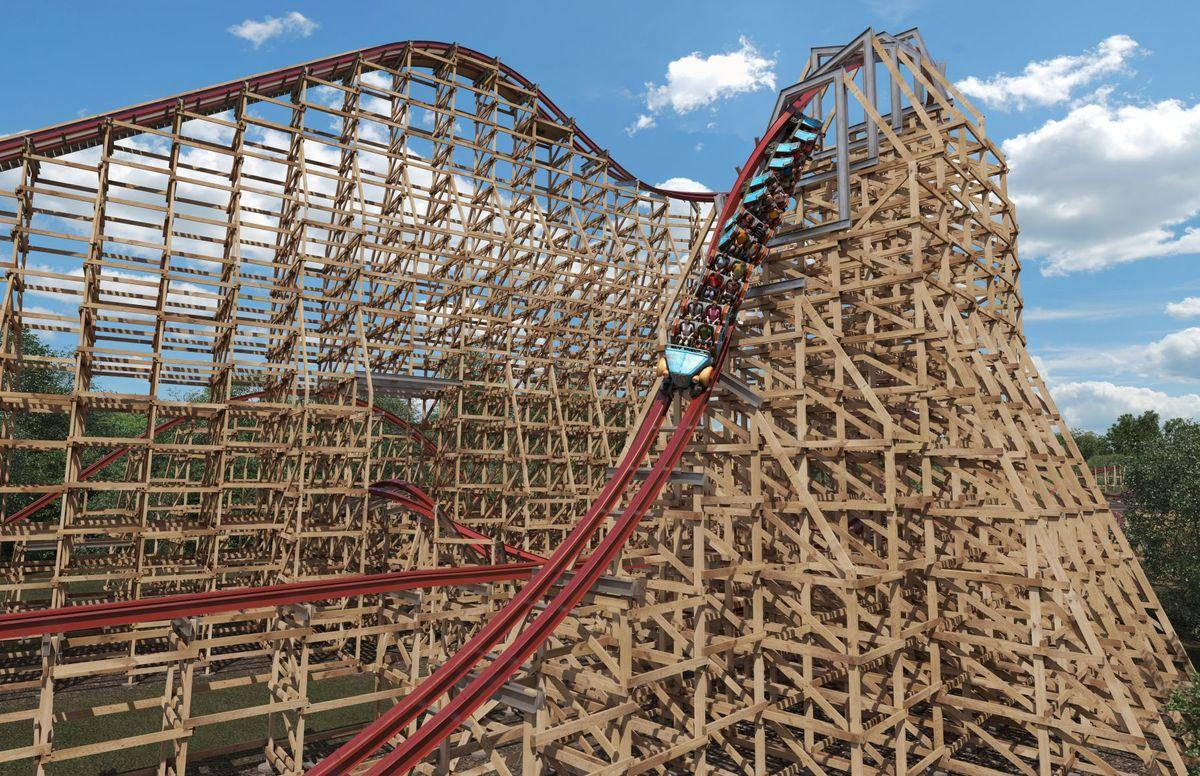 Kings Dominion will launch new coaster, WinterFest in 2018 | State ...