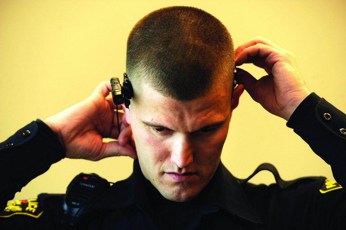 Fredericksburg, Orange find body cameras help police-and public (copy)